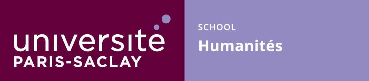 School Humanités de l'Université Paris-Saclay